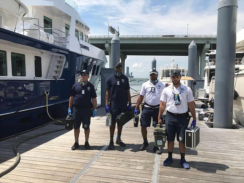 Marine Mold Removal Miami FL | Miami Mold Specialist